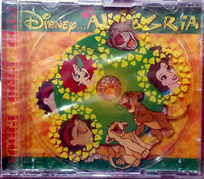 AA.VV. DISNEY ALLEGRIA HAKUNA MATATA IN FONDO AL MAR SOTTOSOPRA CD SEALED