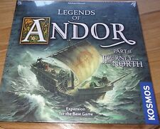 Legends of Andor Part 2 Journey to the North Expansion Role-Play Adventure Game