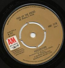 HUDSON-FORD pick up the pieces*this is not the way(to end a war or to die)73 A&M