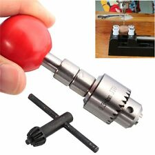 Portable Mini Hand Drill Multi-Tool With Key Chuck Clamp 0.3-4mm Hobby Tools HOT