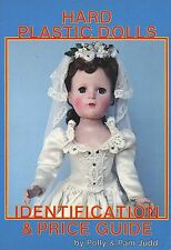 Vintage Hard Plastic Dolls - Identification and Values / Scarce Book