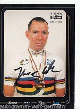 Jens Lehmann TOP AK Original Signiert Radfahren +A46522