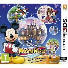 Disney Magical World [Nintendo 3DS / 2DS Game] **Free UK P&P**