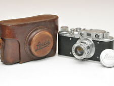 FED COPY - LEICA CAMERA mit Objektiv Carl Zeiss Jena russische FED umbau SILVER