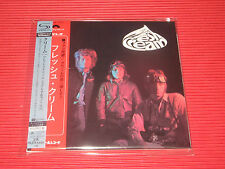 CREAM FRESH CREAM bonus tracks HR CUTTING JAPAN MINI LP 2 SHM CD SET