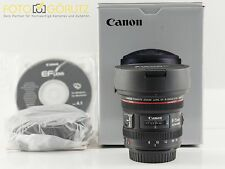 Canon EF 8-15mm 4 L Fisheye USM