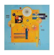 Kandinsky Sanfter Nachdruck Poster Kunstdruck Bild 49x48cm