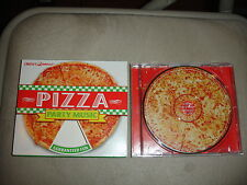 Drew's Famous Pizza Party Music CD 15 Songs UPC 790617313425