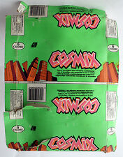 ULTRA RARE VINTAGE 80'S EXOGINI COSMIX UNCUT CARTON BOX PARTS EL GRECO GREECE !