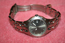 Stainless Steel Kenneth Cole N.Y. KC3237 Men's Watch