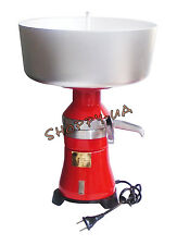 MILK CREAM ELECTRIC CENTRIFUGAL SEPARATOR 100L/h NEW #18 Overall Metal 220V