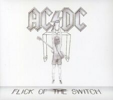 Ac/Dc - Flick Of The Switch [CD New]
