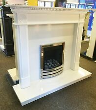 FIREPLACE OFFER  - Surround, Marble Set and Gas or Electric Fire! - RRP £699!!