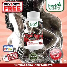 Strong Male Sex Enhancement Super THAI AGRA Hard Long Erection Pills