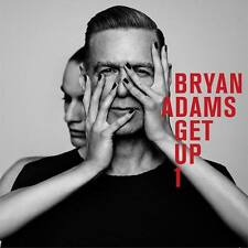 BRYAN ADAMS Get Up CD 2015 * NEW