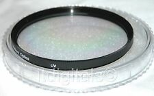 72mm UV Lens Filter For Canon EF 20mm 35mm 85mm USM Lens 72 mm