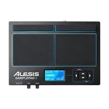 Alesis SamplePad 4 USB MIDI 4-Pad Drum Percussion Sample Triggering Instrument
