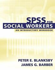 SPSS for Social Workers (with CD-ROM)-ExLibrary