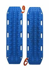 Maxtrax 4WD Recovery Tracks Sand Mud Snow Offroad FJ CRUISER - BLUE OZ MADE