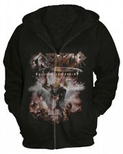 KREATOR - PHANTOM ANTICHRIST (SHERPA HOODED-SWEATER/HOODY ZIP,SIZE/GRÖßE L) NEU