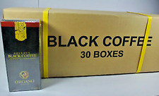 30 BOXES 1 Case Organo Gold Black Coffee Cafe
