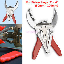"""Car Truck 2"""" - 4"""" Piston Ring Expander - Remover Removal Pliers Grip Hand Tool"""