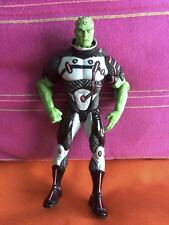 "BRAINIAC 7"" NEW KRYPTON 2010 RARE SERIES 1 ACTION FIGURES"