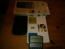 HP 17BII+ FINANCIALCALCULATOR BOXED EXCELLENT CONDITION