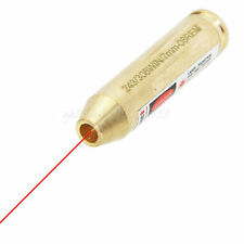 Airsoft Military Hunting Accessories 243/308WIN /7M-8REM Red Dot Calibrator Bore