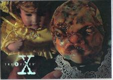 X FILES SEASON 3 CHROMIUM CARD X3 PF1