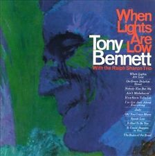 When Lights Are Low by Tony Bennett (CD, Aug-2013, Sony Music)
