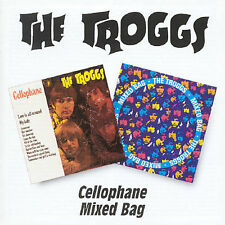 Cellophane/Mixed Bag by The Troggs (CD, Apr-1997, Bgo)