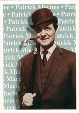 The Avengers Return Rare Patrick MacNee Auto Redemption Card from Cornerstone