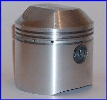 NEW PISTON WITH RINGS KIT SET PISTONS DUCATI 250 4T Mach 1 1966