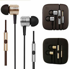 SUPER Base STEREO HIFI METAL IN EAR CUFFIE AURICOLARI CON MIC + vol controllo