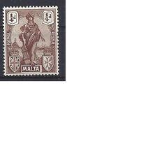 Malta mi 82 (1922)  plakker