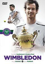 Wimbledon 2016 Finale: Andy Murray vs. Milos Raonic [2 DVDs] Tennis *NEU* DVD