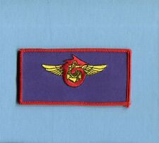 HS-6 INDIANS US NAVY SIKORSKY SEAHAWK Helicopter Squadron Name Tag Patch