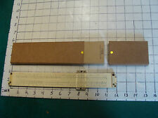 vintage SLIDE RULE: FREDERICK POST co. NO 1462 in made box