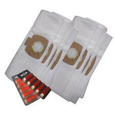 8 Filtri Sacchetti Deodoranti Per Nilfisk Alto Aero per aspirapolvere Hoover