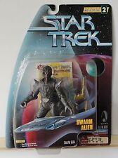 Star Trek VOYAGER SWARM ALIEN Gold Accessories Playmates Figure