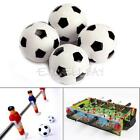 New 4pcs 32mm Plastic Soccer Table Foosball Ball Football Fussball E0Xc