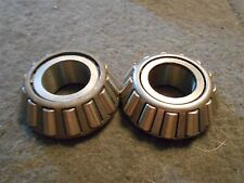 NOS 1961 - 1972 FORD F250 F-250 4x4 FRONT SPINDLE CONE BEARINGS C1TZ-3123-A PAIR