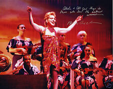 BETTE MIDLER AUTOGRAPH SIGNED PP PHOTO POSTER
