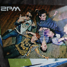 K-POP 2PM JUN.K NICHKHUN TAECYEON 12cut Posters (12PCS) Collection Bromide