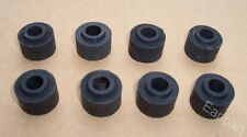 RILEY 4/72, WOLSELEY16/60, MG MAGNETTE Mk4 ANTI ROLL BAR BUSHES X8