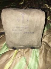 Vietnam Aviator Camouflaged First Aid Kit DSA-120–4990 Survival Vest USN NEW NOS