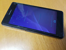 Sony Xperia z1 Compact d5503 - 16gb-negro-smartphone defectuosa (DSP 142)