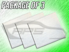 C36179 CABIN AIR FILTER FOR AZERA SANTA FE SONATA OPTIMA - PACKAGE OF THREE