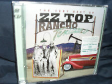 ZZ Top ‎– Rancho Texicano: The Very Best Of ZZ Top -2CDS